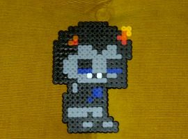 Homestuck: Equis Zahhak Bead Sprite by LingeringSentiments