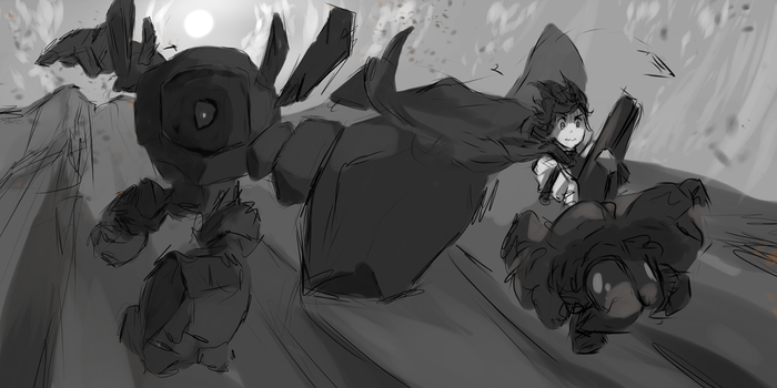 RWBY : Start of a new chapter (WIP) by dishwasher1910