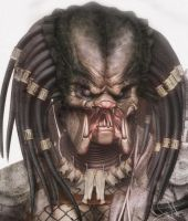 The Predator - Portrait by FoxHound1984
