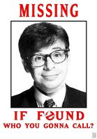 Have you seen Rick Moranis? by DOSSETT