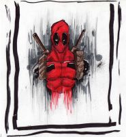 Deadpool by Gasperman100