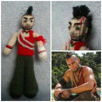 Vaas Montenegro - Far Cry 3 by laine90