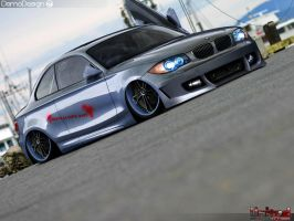 Bmw 135i Mafia by DemoDesign