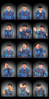The Many Faces of FilmmakerJ by FilmmakerJ