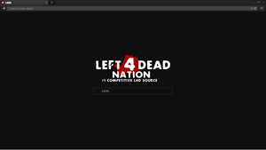Left 4 Dead Nation Start Page by Frankqbe