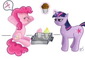 My little ponies: friendship is magic ^-^ by JueliyaForever