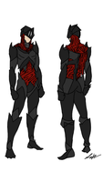 Concept - Unnamed Knight  by Str8SiKRiiPPR
