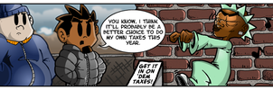 Because it's Tax Season... by geogant