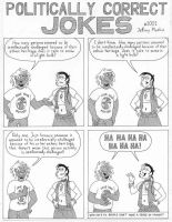 Politically Correct Jokes by EmperorNortonII