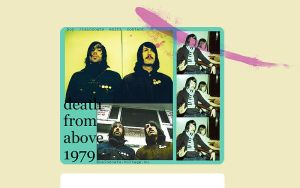 Death From Above 1979 Layout by trigger-r