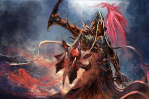 Diablo Fan Art Contest_Reaper of Souls by fercastz