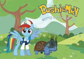 Dashiemon by GeckoGeek
