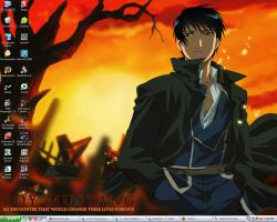 Roy Mustang by henry-k-t
