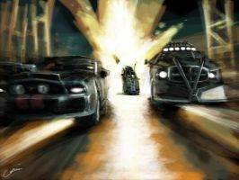 Death Race by sigma19