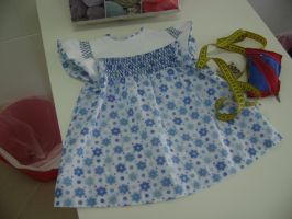 Baby Dress by ChoCoBa