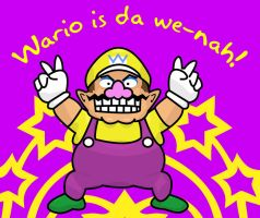 Wario is da we-nah by Ashen7