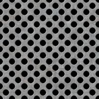 Seamless metal holes plate by hhh316