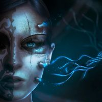 Blau Mutation. by hybridgothica