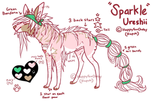 SD Ureshii Mini Ref by HappyFoxChelsy