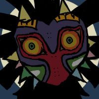 Majora's mask by fourswords