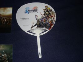 Dissidia Final Fantasy Fan by Puja723