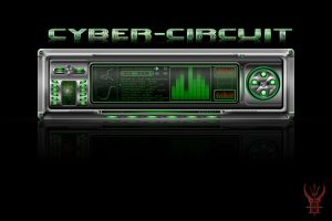 cyber circuit by graphomet