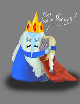 Get Your Own Princess! by Madame-Clockwork