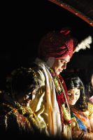 Indian Wedding by apochrypa