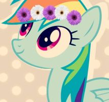 Rainbow Dash Icon ~ by TheHomoUnicorn