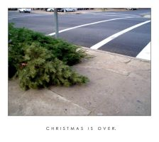 Christmas is over. by jack22