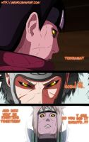 the desahogamiento 2 hokage and minato's reaction by JAIROPD