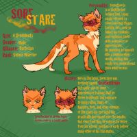 Sorestare Ref Sheet REDONE!!! by Terastrial-Sprout