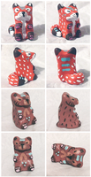 Animal Totem Figures by lithxe