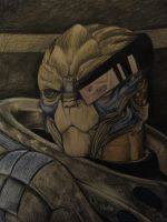 Mass Effect- Garrus Vakarian by Alex994