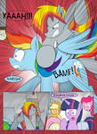 MLP FIM STARS Chapter-3 STARting Page-29 by MultiTAZker