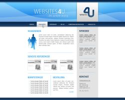 Websites 4 u - Webdesign by Noergaard
