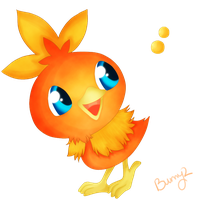 Torchic by ChrissyAi