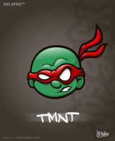 MrAfro66 - TMNT by jpnunezdesigns