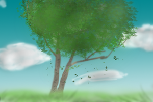 bg practice by Featherwishes