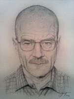 Walter White from Breaking Bad by urosh1991