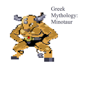 Greek Mythology: Minotaur