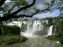 Cataratas by ugly-lizard