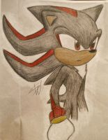 SHADOW, BAEBAE :colored: by theNeutral7