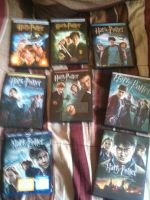 My Harry potter movie collection by nicoflare