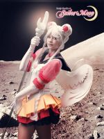 Eternal Sailor Moon by santichan