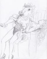 Dr. Sketchy 4 by chibi-muse