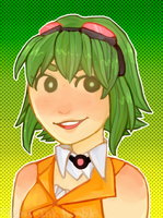 Gumi Megupoid by cosmic-Ink