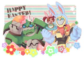 Easter by doublejoker00