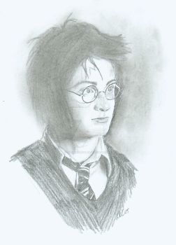 Harry Potter by Charmedsoul