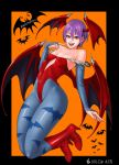 Lilith of Darkstalkers by solid-zonda
